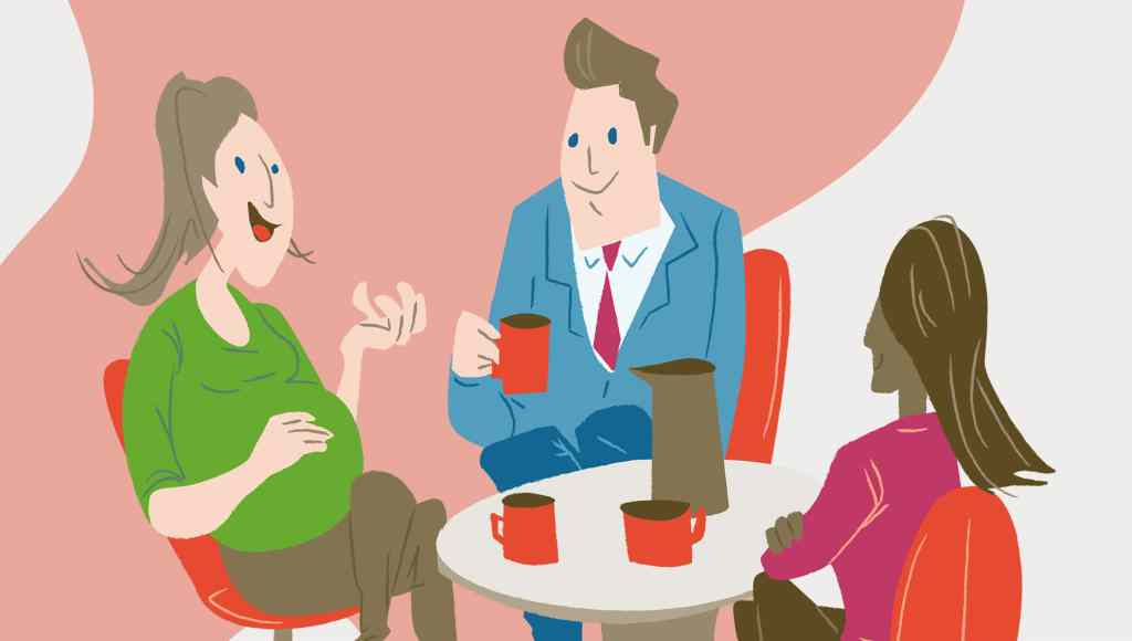 380a352d Ofte stilte spørsmål fra ledere om gravide ansatte - Idébanken
